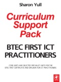 Used alongside the students' text, BTEC First in ICT for Practitioners, this pack offers an essential suite of photocopiable handouts with student activities and case studies for the compulsory core units and selected specialist units of the 2006 BTEC First in ICT for Practitioners schemes from Edexcel