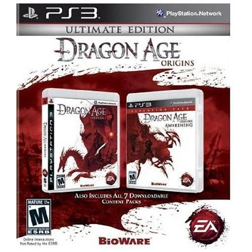Dragon Age Origins Ultimate Edition