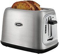 Oster Tssttrjb29 2-slice Toaster - Silver