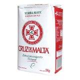 Yerba Mate Cruz de Malta - 3 bags of 2.2 Lbs each