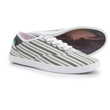 Charlie Canvas Sneakers (for Women)