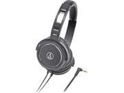 Solid Bass Over-ear Headphones-black