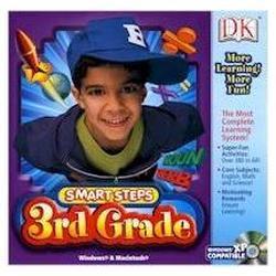 Dorling Kindersley Multimedia DK ldsmast3rj Smart Steps 3rd Grade
