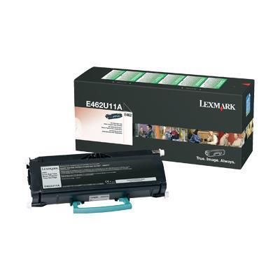 Lexmark E462u41g Extra High Yield - Black - Original - Toner Cartridge Lrp - For E462dtn