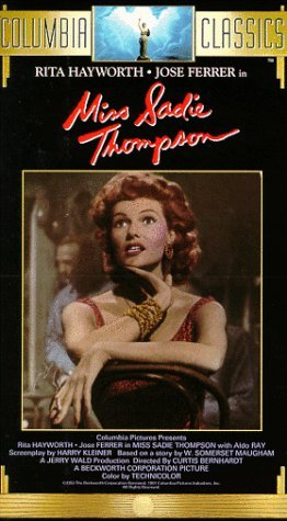 Miss Sadie Thompson [VHS]