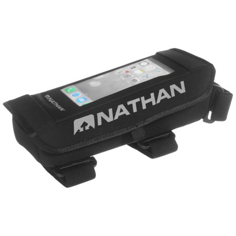Nathan Gigabite Nutrition Box With Phone Case