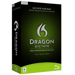 Dragon Dictate 2.0 for Mac