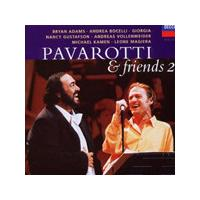 Various Composers - Pavarotti And Friends 2 (Music CD)
