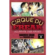 Cirque Du Freak: The Manga, Vol. 8