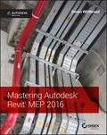 Get up and running on Autodesk Revit MEP with this detailed,  hands-on guide   Mastering Autodesk Revit MEP provides perfectly paced  coverage of all core concepts and functionality, with tips, tricks,  and hands-on exercises that help you optimize productivity