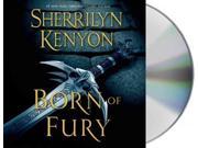 Born Of Fury The League: Nemesis Rising Unabridged