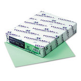 Fore Mp Recycled Copy/laser/inkjet Paper, Green, 20lb, Letter, 500 Sheets