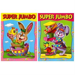 Easter Super Jumbo Case Pack 36