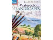 Watercolour Landscapes Ready To Paint