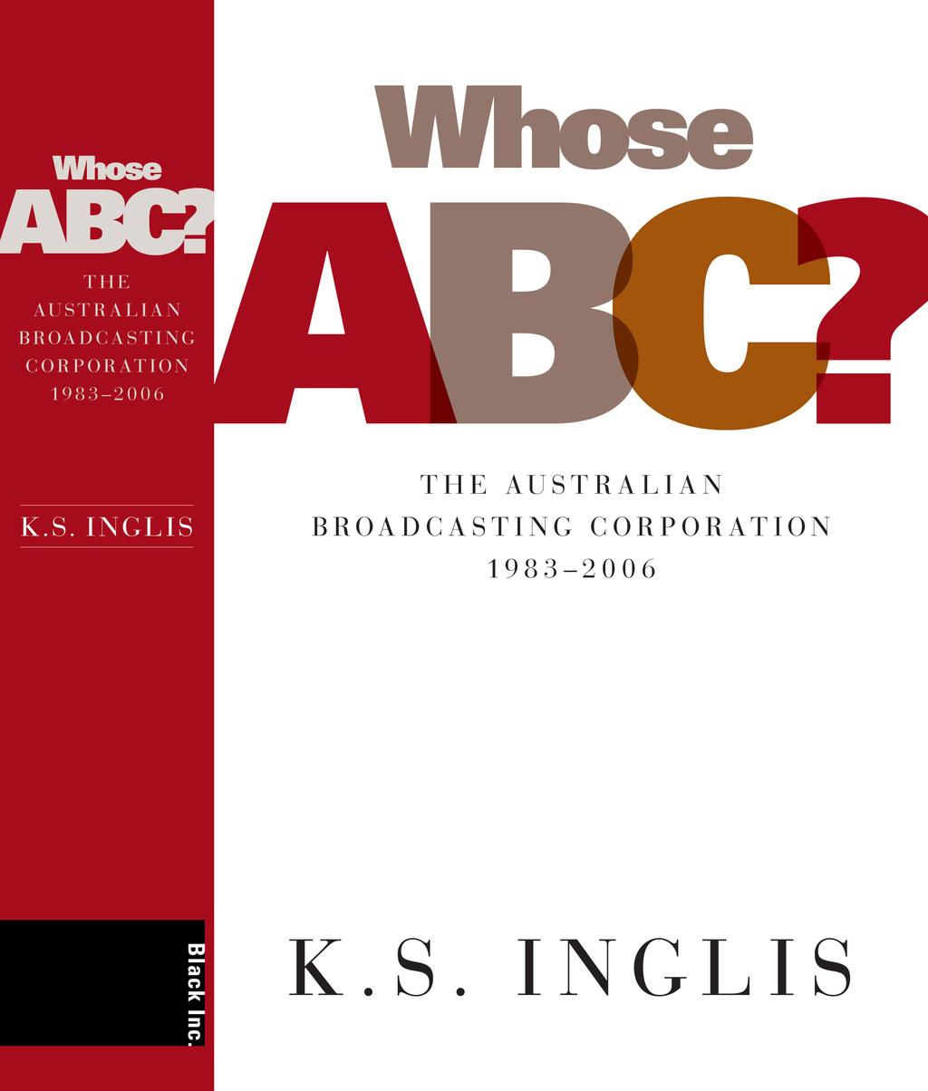 By Ken Inglis PRINTISBN: 9781863951890 E-TEXT ISBN: 9781921870057 Edition: 0