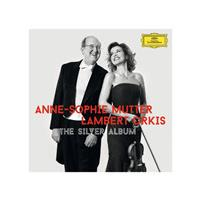 Anne-Sophie Mutter - The Silver Album (Music CD)