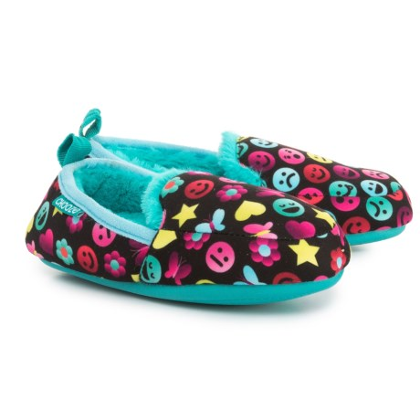 Faux-fur Slippers (for Girls)
