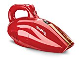 Dirt Devil Scorpion Quick Flip Corded Bagless Handheld Vacuum SD20005RED