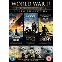 World War II Classics (3 Disc Boxset - Crimson Oceon, Before The Fall & My Best Enemy)