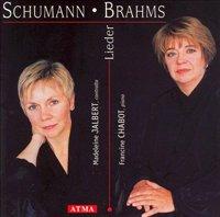 Schumann, Brahms: Lieder