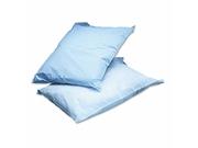 Medline Pillowcases, 21 x 30, White, 100/Carton