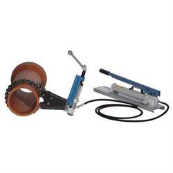 WHEELERREX 29908 Hydraulic Pipe Cutter,2 to 8 in Cap