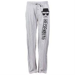 Breaking Bad Heisenberg Print Men's Pajama Pants