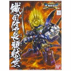 BANDAI/GUNDAM WING BAN160245 BB#344 Oda Nobunaga Gundam Senshi Sangokuden