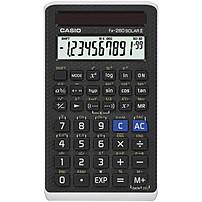 Casio Fx 260 Solar Ii Scientific Calculator - 144 Functions - Easy-to-read Display - 10 Digits - Solar Powered - Black - 1 Each Fx-260solar11
