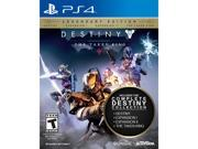 Activision Destiny: The Taken King - Legendary Edition - Action/Adventure Game - PlayStation 4 Brand: Activision ESRB Rating: RP - Rating Pending Genre: Shooter Platform: PlayStation 4 (PS4) Move Compatible: Yes 3-D Option: Yes Electrical Outlet Plug Type: Other