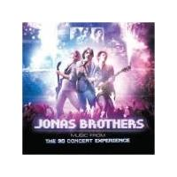 The Jonas Brothers - The 3-D Concert Experience (Music CD)