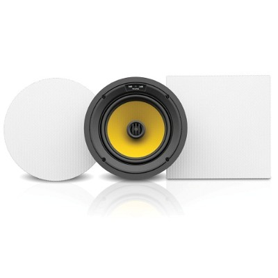 Mtx T825cw Thunder Series 8 2-way 125w In-wall/in-ceiling Loudspeaker