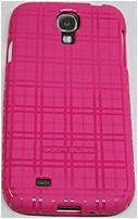 Body Glove Crc93325 Grasp Case For Samsung Galaxy S4 - Pink