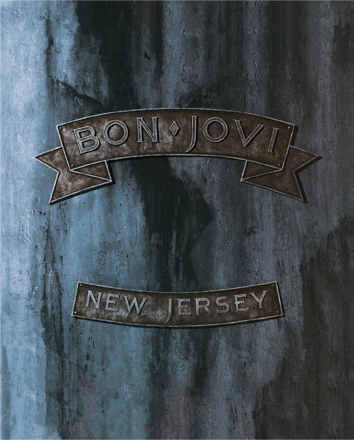 Bon Jovi - New Jersey (Deluxe Edition w/DVD) - CD