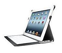The Kensington KeyLite Touch Keyboard Folio offers an ultra slim, stylish and durable design for the new iPad  3rd generation