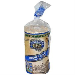 Lundberg Farms Brown Rice Cake Salt