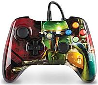 Powera 1346001-01 Wired Star Wars Boba Fett Controller For Xbox 360