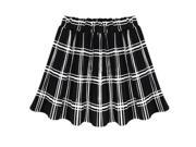 Body Elastic Skirt Pleated Skirt Skirt