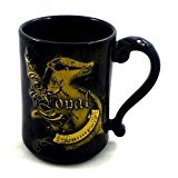 Exclusive Wizarding World Harry Potter Hufflepuff House Crest Attribute Loyal Coffee Tea Mug