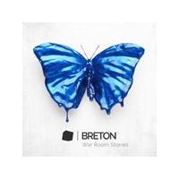Breton - War Room Stories (Music CD)