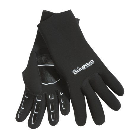 Camaro Seamless Dive Gloves - 3mm (for Men And Women)