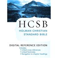 Holman Christian Standard Bible Ultrathin Reference Black with Index