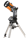 """""""Celestron NexStar 5SE, The Celestron 11036 is a 5-inch Schmidt-Cassegrain telescope with premium StarBright XLT coatings and fully computerized GoTo mount with high-performance brass worm gears and motors for improved tracking accuracy"""