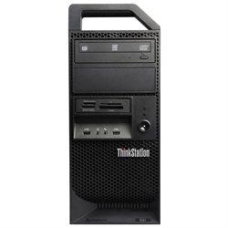 Lenovo ThinkStation E31 2555AMU Tower Workstation - 1 x Intel Xeon E3-1245V2 3.4GHz - 4 GB RAM - 180 GB SSD - DVD-Writer - NVIDIA Quadro 400 - 512 MB Graphics - Windows 7 Professional 64-bit