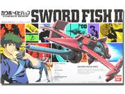 Cowboy Bebop Sword Fish Ii 1/72 Scale
