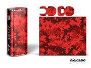 Designer Decal For Eleaf Istick 20w Vape - Digicamo