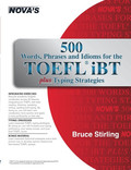 HOW IS THIS TOEFL BOOK DIFFERENT? This TOEFL book is different because it uses an integrated vocabulary learning system called recycling
