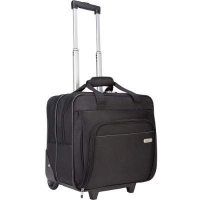 "Targus Tbr003us 16"" Rolling Laptop Case - Black"
