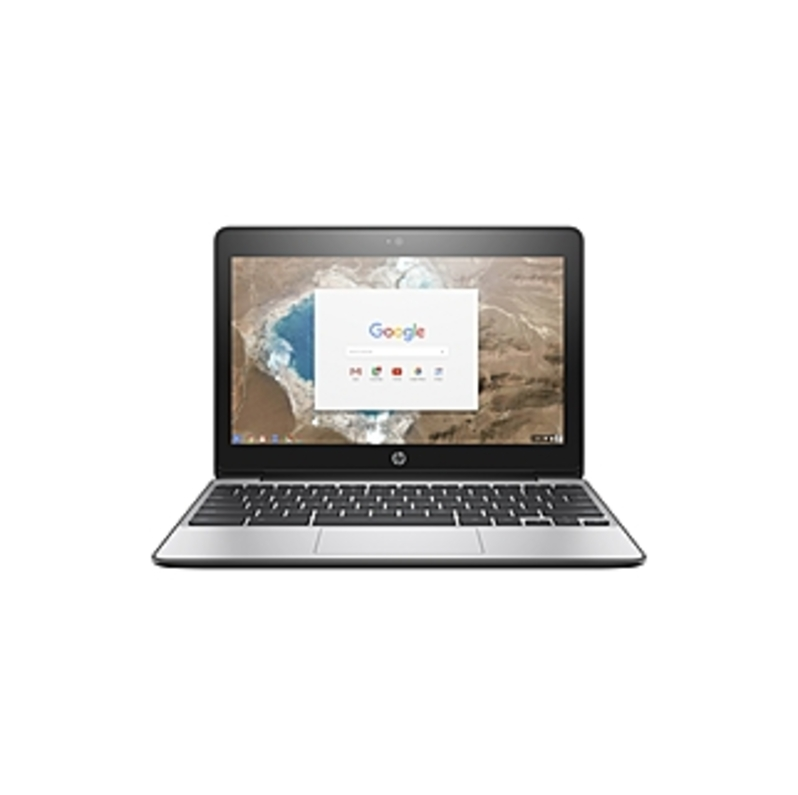 "Hp Chromebook 11 G5 11.6"" Chromebook - Intel Celeron N3060 Dual-core (2 Core) 1.60 Ghz - 4 Gb Ddr3l Sdram - 16 Gb Flash Memory - Chrome Os (english) -"