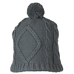 Obermeyer Cable Knit Womens Hat